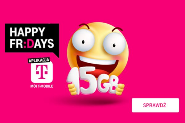 Happy Fridays T-Mobile promocja