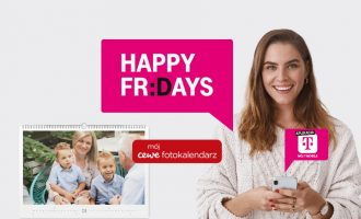 Happy Fridays w T-Mobile – 20 zł rabatu na cewe.pl