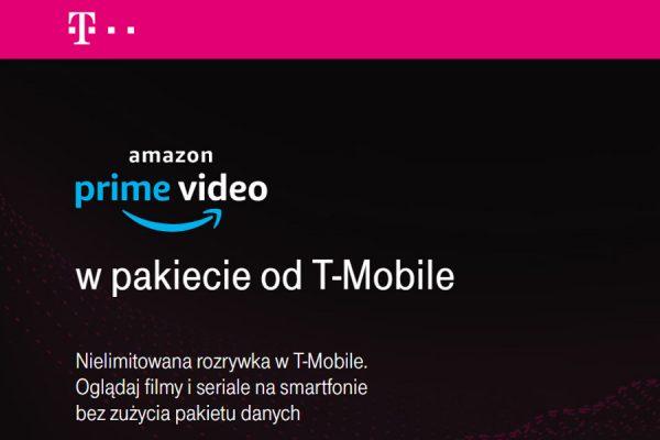 T-Mobile Amazon Prime Video za darmo