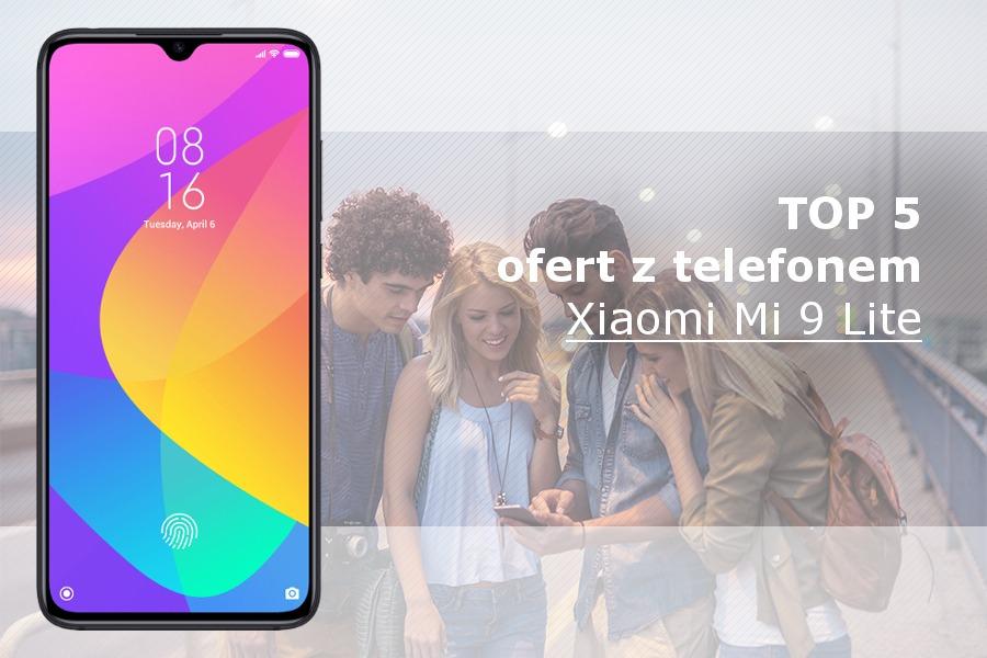 Xiaomi Mi 9 lite abonament