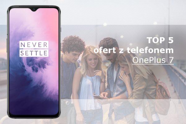 OnePlus 7 abonament