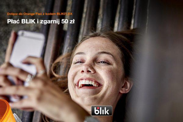 Orange zwrot 50 zł