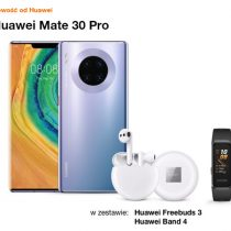 Huawei Mate 30 Pro z bonusami w Orange od 0 zł na start!