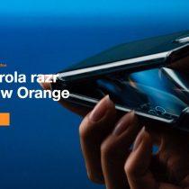 Motorola razr eSIM tylko w Orange!