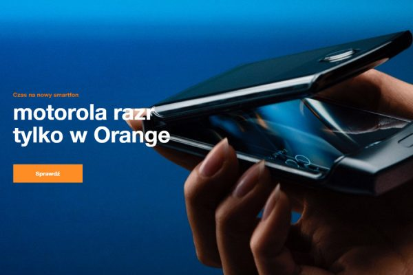 Motorola razr 2019 abonament