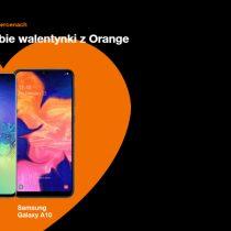 2 telefony na Walentynki w Orange
