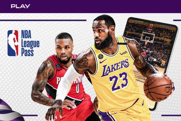 NBA w Play promocja