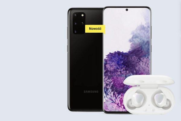 Samsung Galaxy S20+ promocja