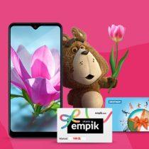 Plush – LG K50S za 1 zł na Dzień Kobiet + bony w prezencie