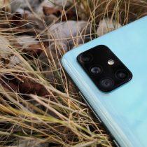 Atrakcyjny średniak Samsung Galaxy A71 z dobrym audio – recenzja