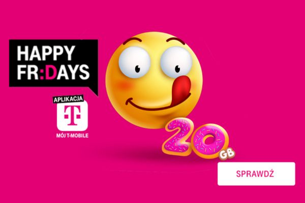 20 GB w prezencie T-Mobile