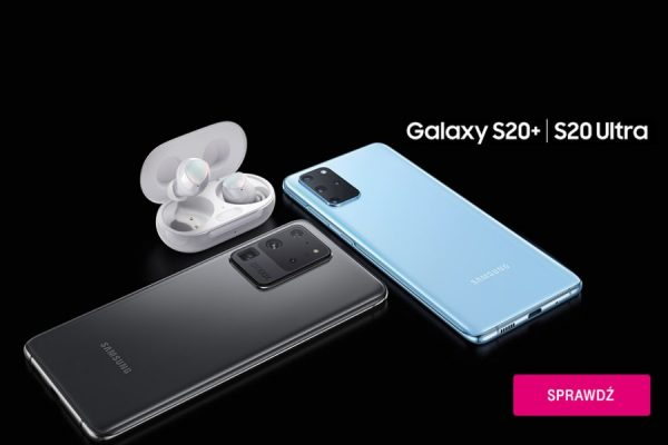 Samsung Galaxy S20 Plus promocja