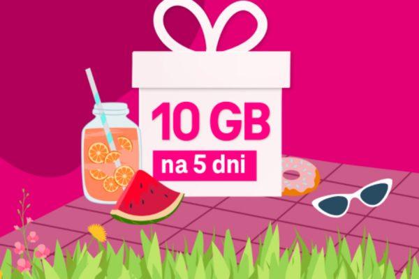 T-Mobile majówka promocja