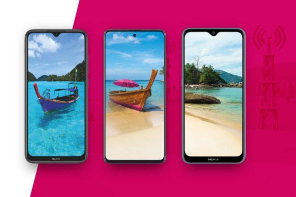 testowanie sieci T-Mobile