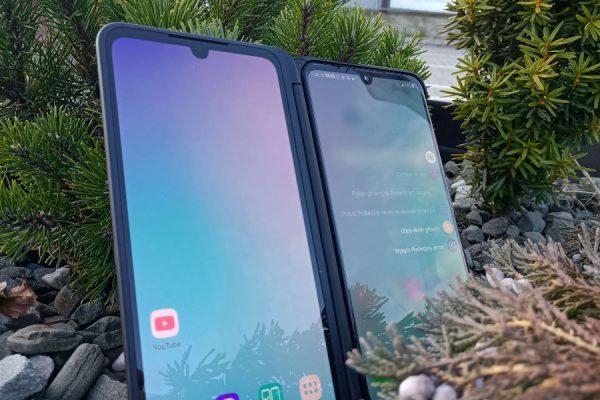 LG G8X Dual Screen recenzja
