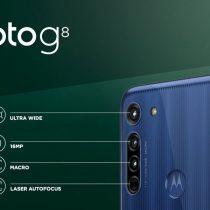 Zadebiutowała Motorola Moto G8
