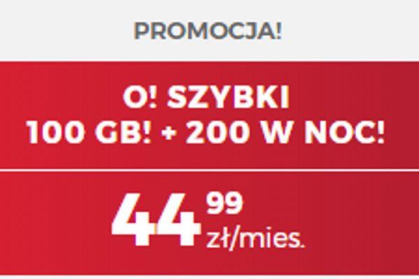 OTVARTA internet mobilny 300 GB