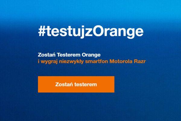#testujzOrange