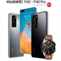 Huawei P40 i P40 Pro w Plusie z gratisami