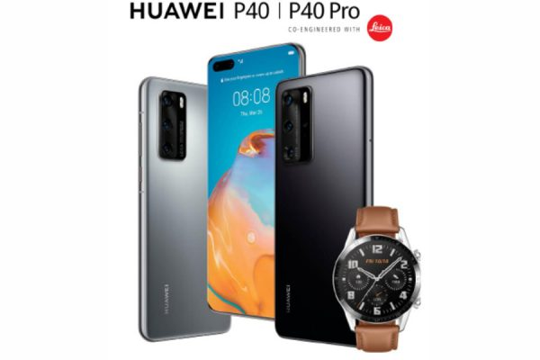 Huawei P40 promocja