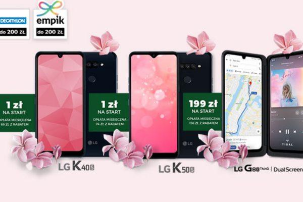 promocja LG w Plusie