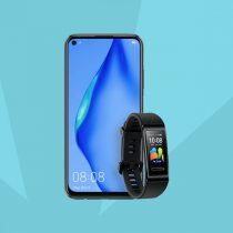 Huawei P40 Lite w Plushu za 1 zł z Band 4 Pro gratis