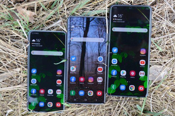 Samsung Galaxy S20 S20+ S20 Plus S20 Ultra recenzja