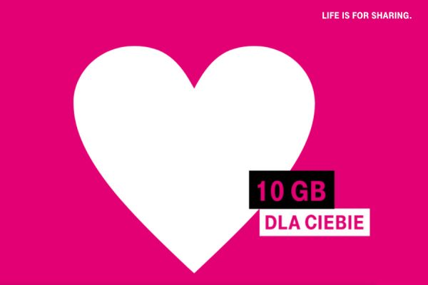 T-Mobile bonus 10 GB
