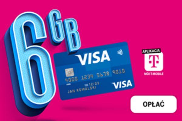 T-Mobile bonus 6 GB