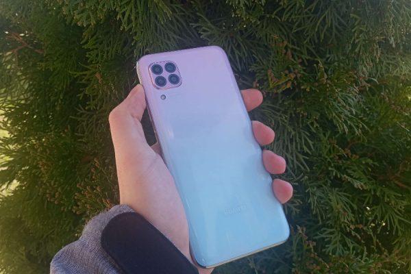 testowanie Huawei P40 lite