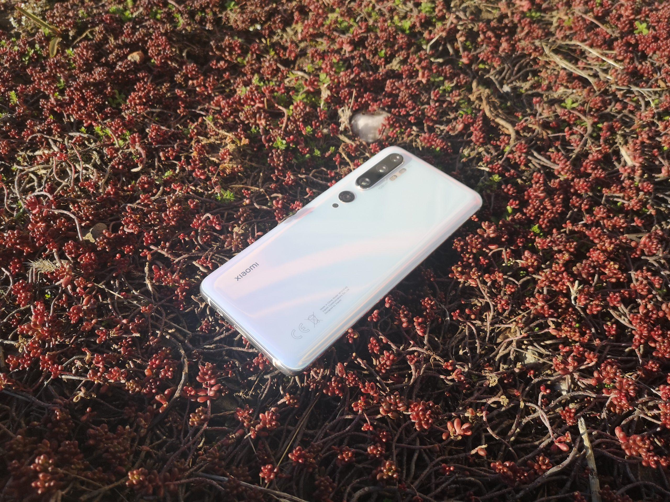 Xiaomi Mi Note 10 test