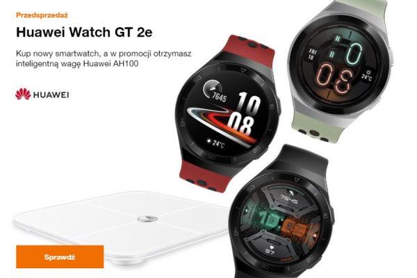 Huawei Watch GT2e przedsprzedaż