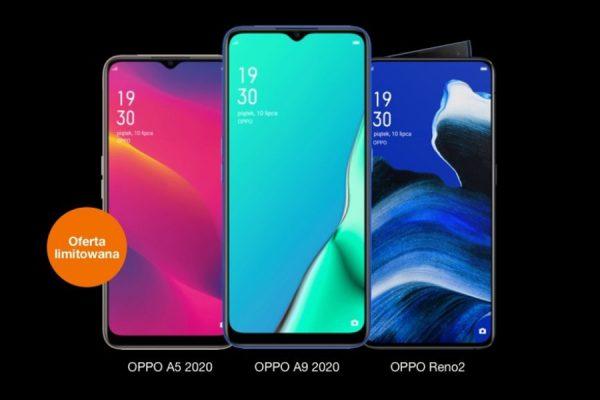 telefony OPPO promocja