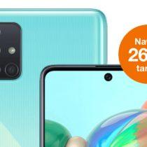 Oferta tygodnia Orange – Samsung Galaxy A71 taniej o 264 zł