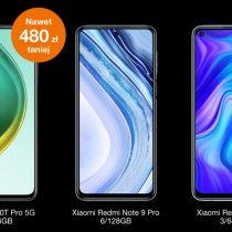 Oferta tygodnia Orange – smartfony Xiaomi taniej nawet o 480 zł