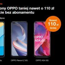 Oferta tygodnia Orange – telefony OPPO taniej o 110 zł