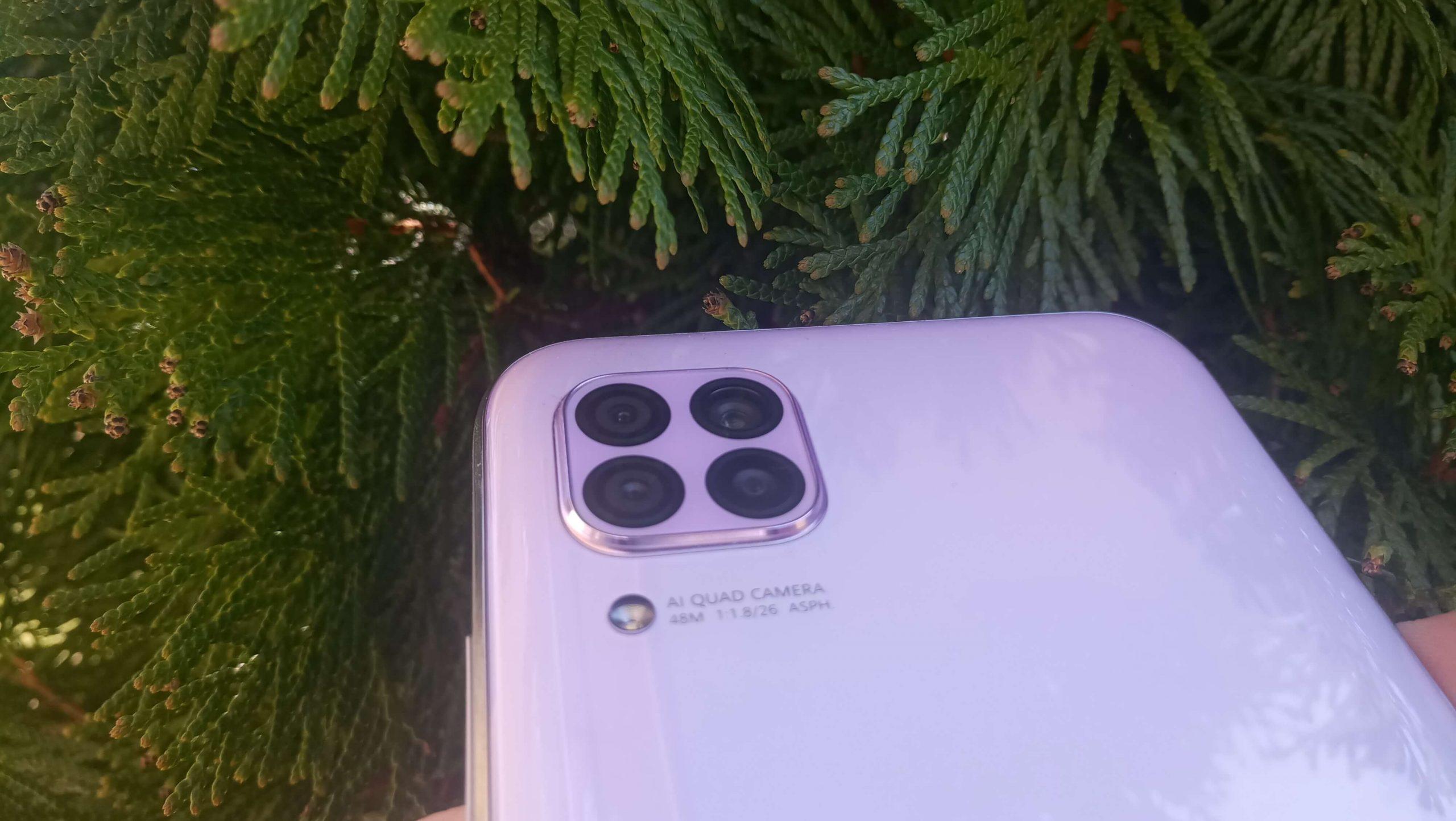 Huawei P40 lite test