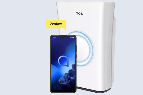 Play oczyszczacz powietrza TCL