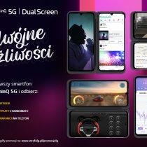 LG V60 ThinQ w przedsprzedaży Play!