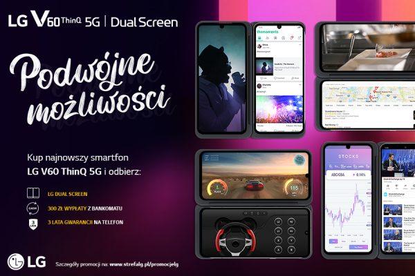 LG V60 ThinQ oferta promocja