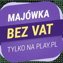 Majówka bez VAT w Play – taniej o 23%!