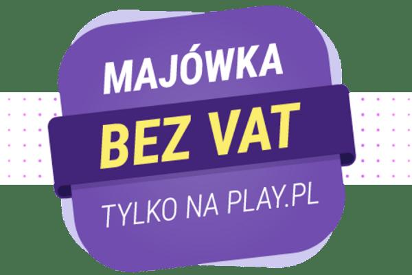 Play promocja bez VAT