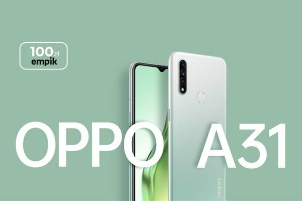 OPPO A31 promocja
