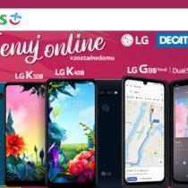 Trenuj z LG w Plusie – pakiet gadżetów i akcesoriów gratis