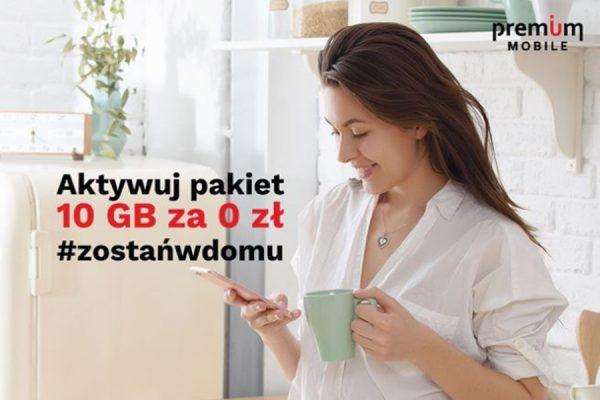 Premium Mobile #ZostańWDomu