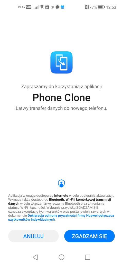 Phone Clone HMS