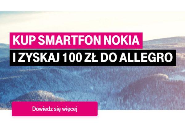 T-Mobile promocja Nokia