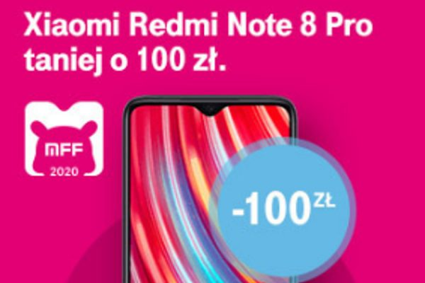 Redmi Note 8 Pro promocja