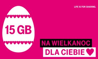 15 GB na Wielkanoc w T-Mobile