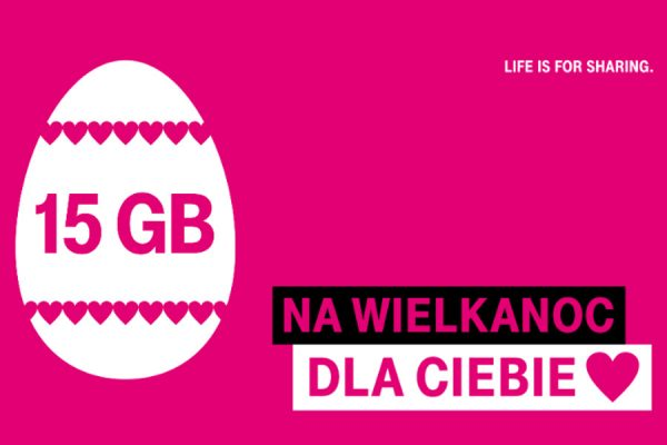 15 GB ekstra w T-Mobile